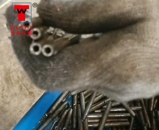 索具不锈钢花兰二工位对加工多轴攻丝专机(一次4件)