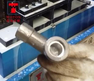 弯头卧式多轴钻孔机(一次4件)