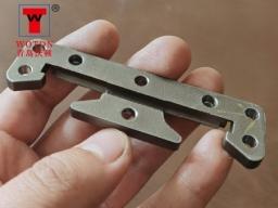 不锈钢合页数控滑台式多轴钻孔专机
