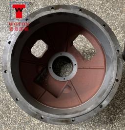 工程机械变速箱离合器壳体多轴钻床