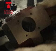 分配器阀体多轴钻孔机