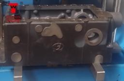 提升器箱体多轴钻孔机