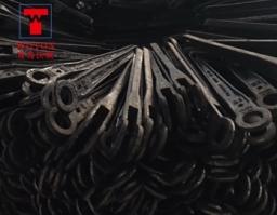 索具拉紧器手柄三工位工位滑台式多轴钻孔专机