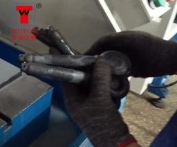 索具拉紧杆二工位双联多轴钻床(一次4件循环加工)