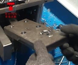 钢板加工多轴钻床