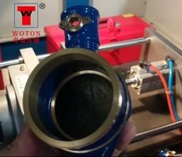 水表阀卧式多轴攻丝机
