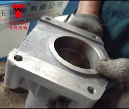 汽车水泵多轴钻床