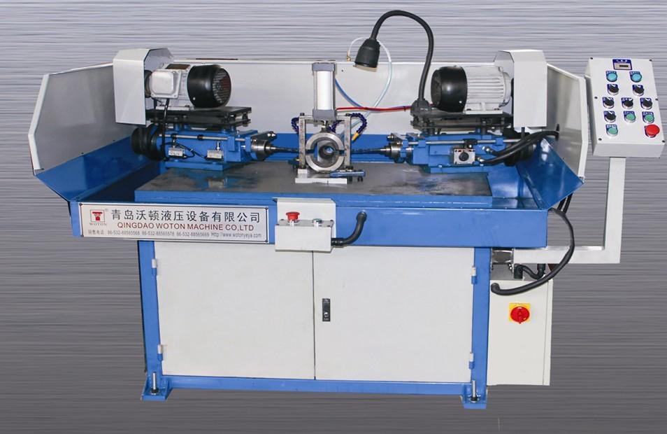 30二工位对角度液压自动钻孔组合专机