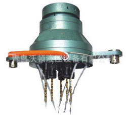 FA型冷却系统与多轴器结合