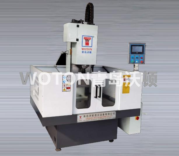 WT-ZZGS-20/30/40/50BT桌式数控高速自动钻攻机(多轴钻攻机)