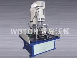 WTZZ-80桌式方立柱自動鑽床/多軸鑽床